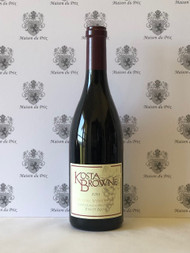 Kosta Browne Pisoni Vineyard Pinot Noir Santa Lucia Highlands 2011