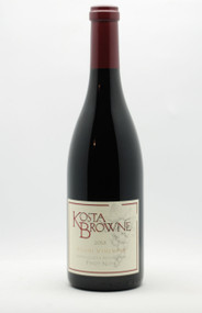 Kosta Browne Pisoni Vineyard Pinot Noir Santa Lucia Highlands 2013