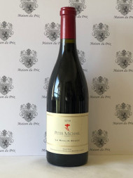 Peter Michael Winery Le Moulin Rouge Pinot Noir Santa Lucia Highlands 2014 - WS93