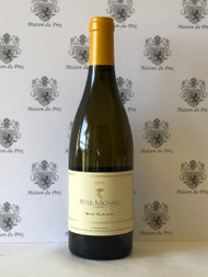 Peter Michael Mon Plaisir Chardonnay Knights Valley 2015 - WA96