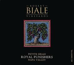 Biale Royal Punisher Petit Syrah Napa Valley 2017