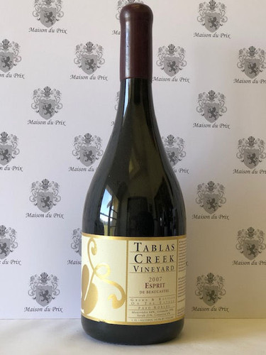 Tablas Creek Esprit de Beaucastel Paso Robles 2007 - 1.5L