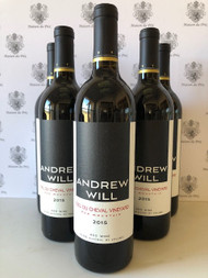 Andrew Will Ciel du Cheval Red Vineyard Columbia Valley 2015 - WA95