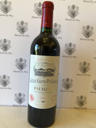 Grand Puy Lacoste Pauillac 2000
