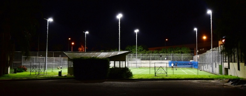 Pro Sport LED Tennis Court Lights