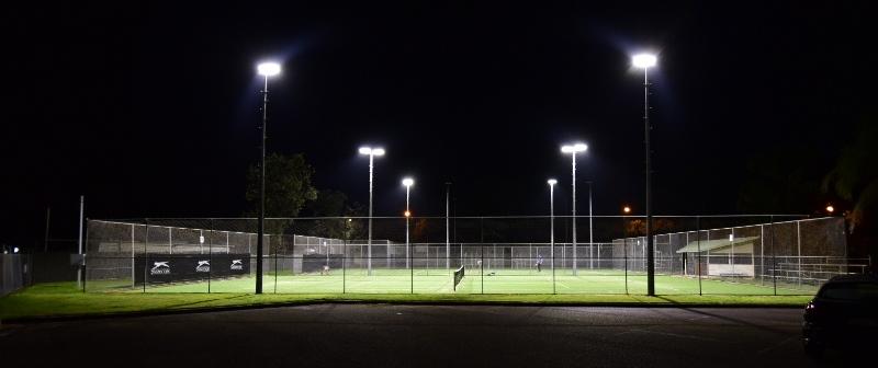 New Pro Sport LED Tennis Court Flood Lights