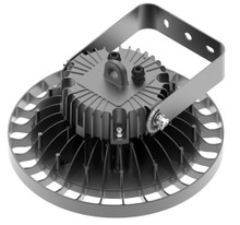 240W LED HIGHBAY UFO LIGHT NICHIA OR PHILIPS LIGHT ENGINE & MEAN WELL HBG OR HLG SERIES DRIVERS