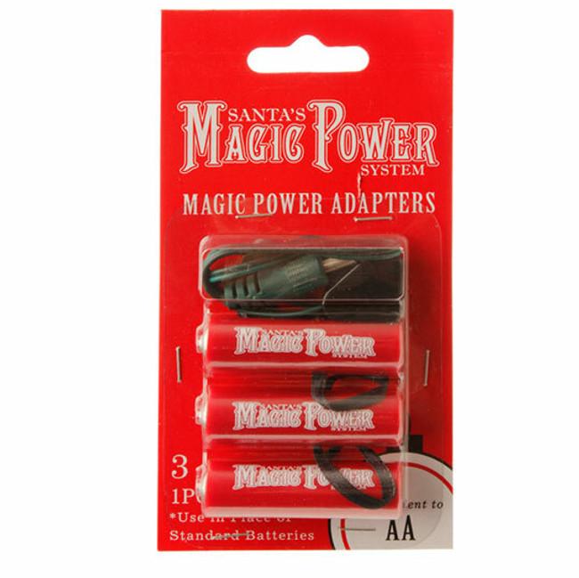 Raz Magic Power 3-AA Adapter 3416165