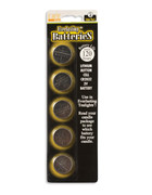 CR2032 Batteries 5-PK
