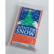 Winter Granulated Christmas Village Snow 6oz Bag - FCS60