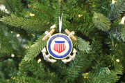 Coast Guard Personalized Christmas Ornament