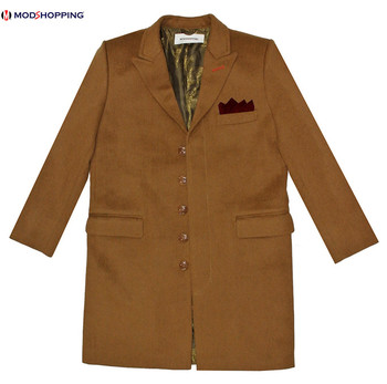 camel overcoat| cashmere wool vintage mens winter coat