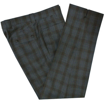 check trouser| dim grey checked trouser mens uk