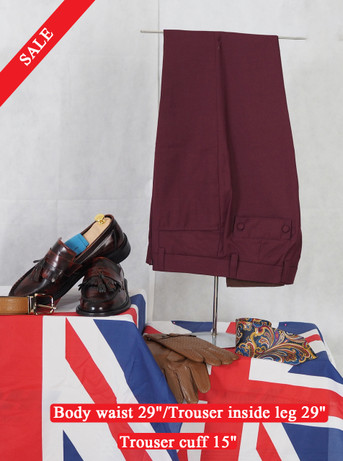 BERRY TROUSER