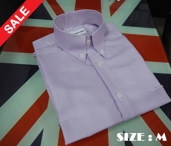 This shirt only.lilac colour  button down collar  shirt