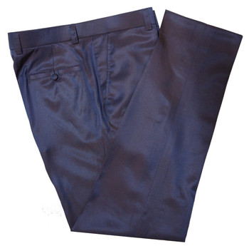 Two tone trouser| golden blue 60s style two tone trouser for men