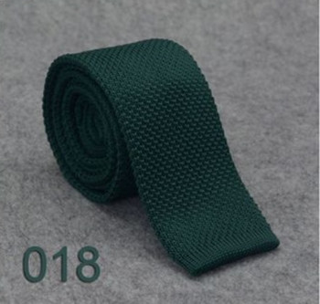 knitted tie| 60s mod clothing forest green uk mens knit ties