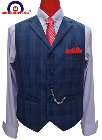 Kenny jones 3 pieces suit man