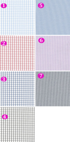 cotton rich shirtings italy cottons no. 5 shirt for man
