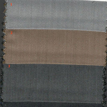 Bespoke wool and poly mix 2 pices suit for man