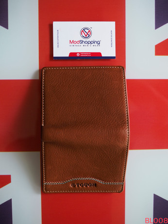 Short wallet  Brown color
