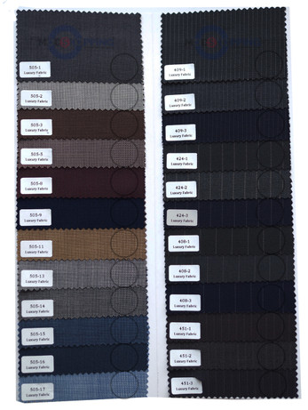 Bespoke Trouser  For Man | Luxury Fabrics 505-451
