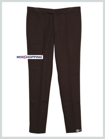 sta press trousers| mod clothing 60s fashion mens brown trouser
