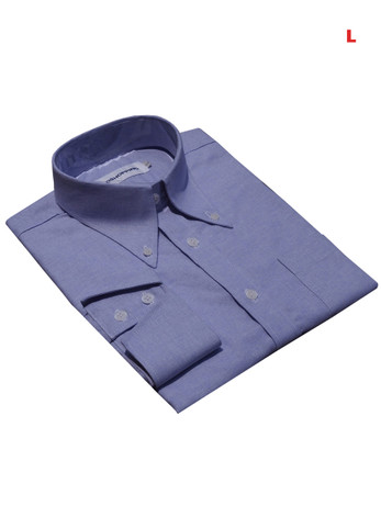This Shirt Only. Button Down Pointed Collar Shirt   Sky Blue  Color Shirt
