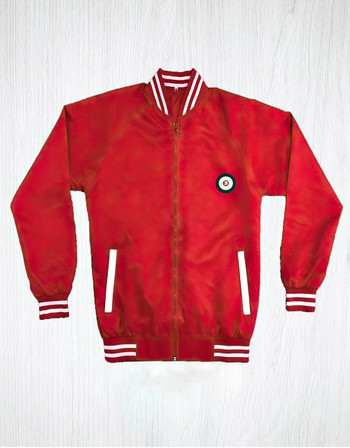 Sky Soul Monkey Jacket Colour Red
