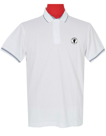 Polo Shirt Fabric Cool Plus Colour White Northern Soul Polo Shirt
