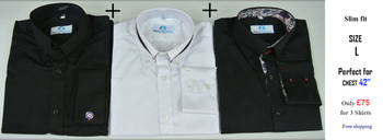 BLACKS & WHITE SHIRT