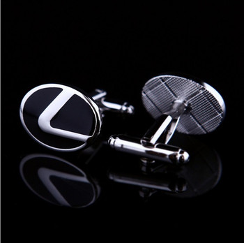 vintage style luxury lexus stone cufflinks at modshopping