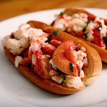 Fresh Iles de la Madelaine Lobster Rolls