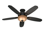 Hunter Montesino 52 in. Maiden Bronze Ceiling Fan