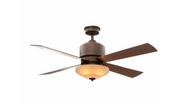 Hampton Bay Alida 52 in. Oil-Rubbed Bronze Ceiling Fan