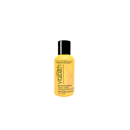 Luscious Lemon Crème™ Travel Body Wash 2 fl oz