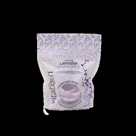 Lavender Chamomile Foaming Bath Bomb 5.29 oz