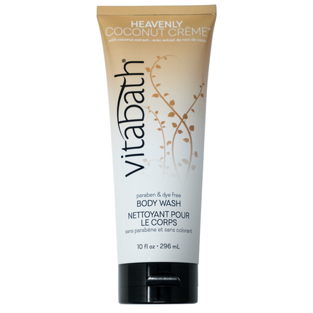 Heavenly Coconut Crème™ Body Wash 10 fl oz/296 mL