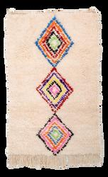 "Moroccan Azilal Rug 28"" x 46"""