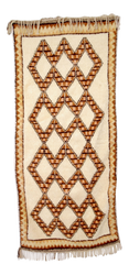 "Moroccan Azilal Runner 40"" x 96"""