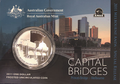Australian 2011 Silver 1 OZ princes Bridge (ANDA Melbourne Show) Capital Bridges
