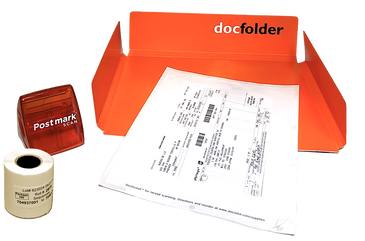 Each Kit includes a Dispenser, 2 DocFolders, 2 DocPockets and 2 Rolls of Labels (200-count or 500-count).