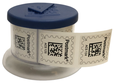 Postmark Stamp Dispensers