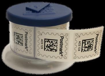Postmark Stamp Dispensers