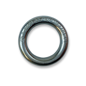 Ring - Zinc Plated Steel Rap Ring
