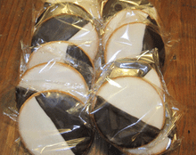 New York Black & White Cookies - Individually Wrapped