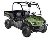 Cub Cadet  - Volunteer 4x4 - GREEN - EFI 748cc