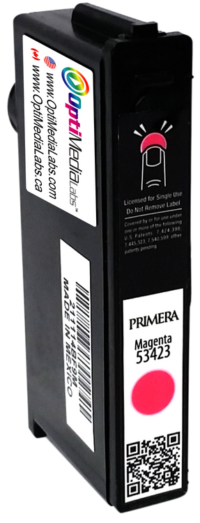 Primera LX900 Dye Magenta Ink Cartridge, High-Yield - 53423