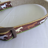 "Equs Designer Dog Collar 12""-18"""