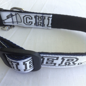 "Cheer Dog Collar 12""-18"""